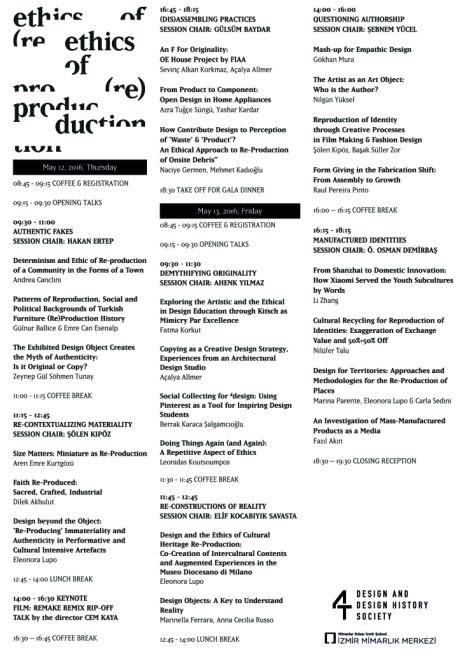 Programme 4T